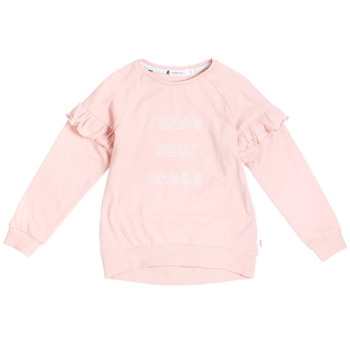 Rose Sunny Days Pullover