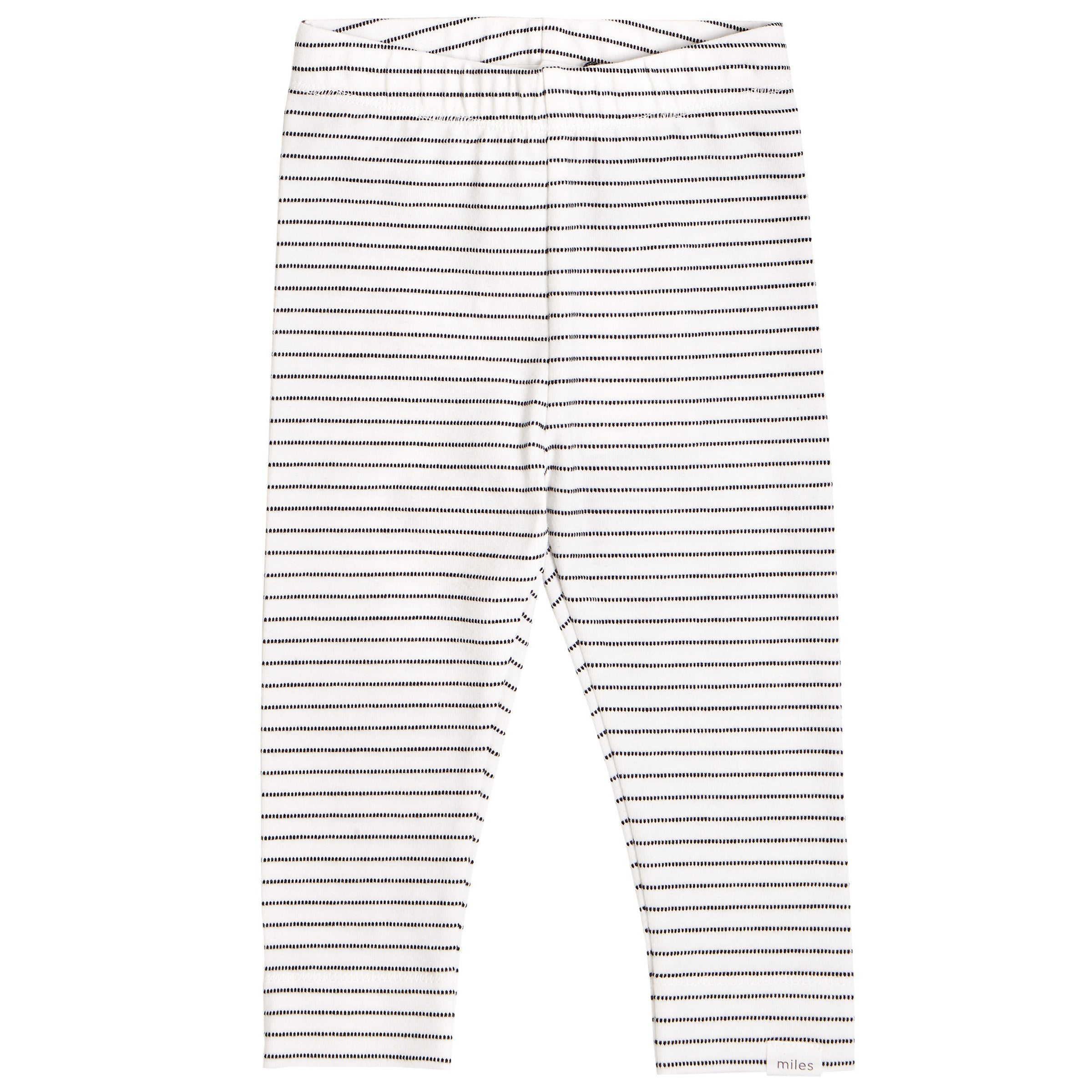 Penny Striped Baby Girl Leggings