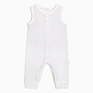 Jesse Baby Striped Playsuit