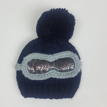 Load image into Gallery viewer, Ski Goggles Beanie
