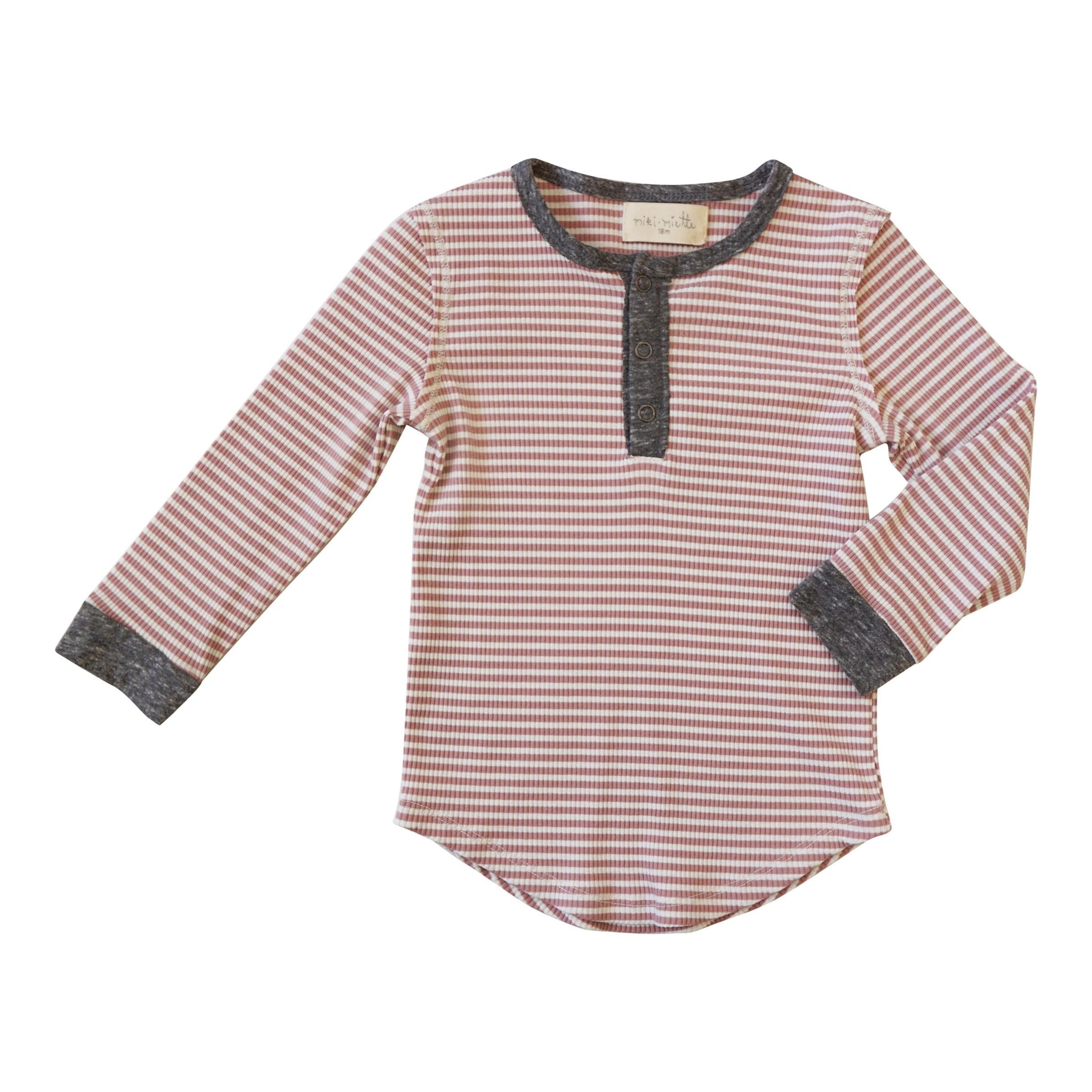 Parker Girls Henley