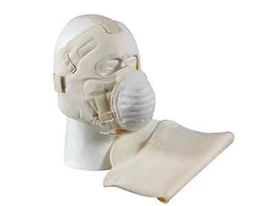 GI White Snow Face Mask
