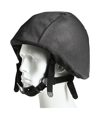 Black Military Tactical Helmet Cover