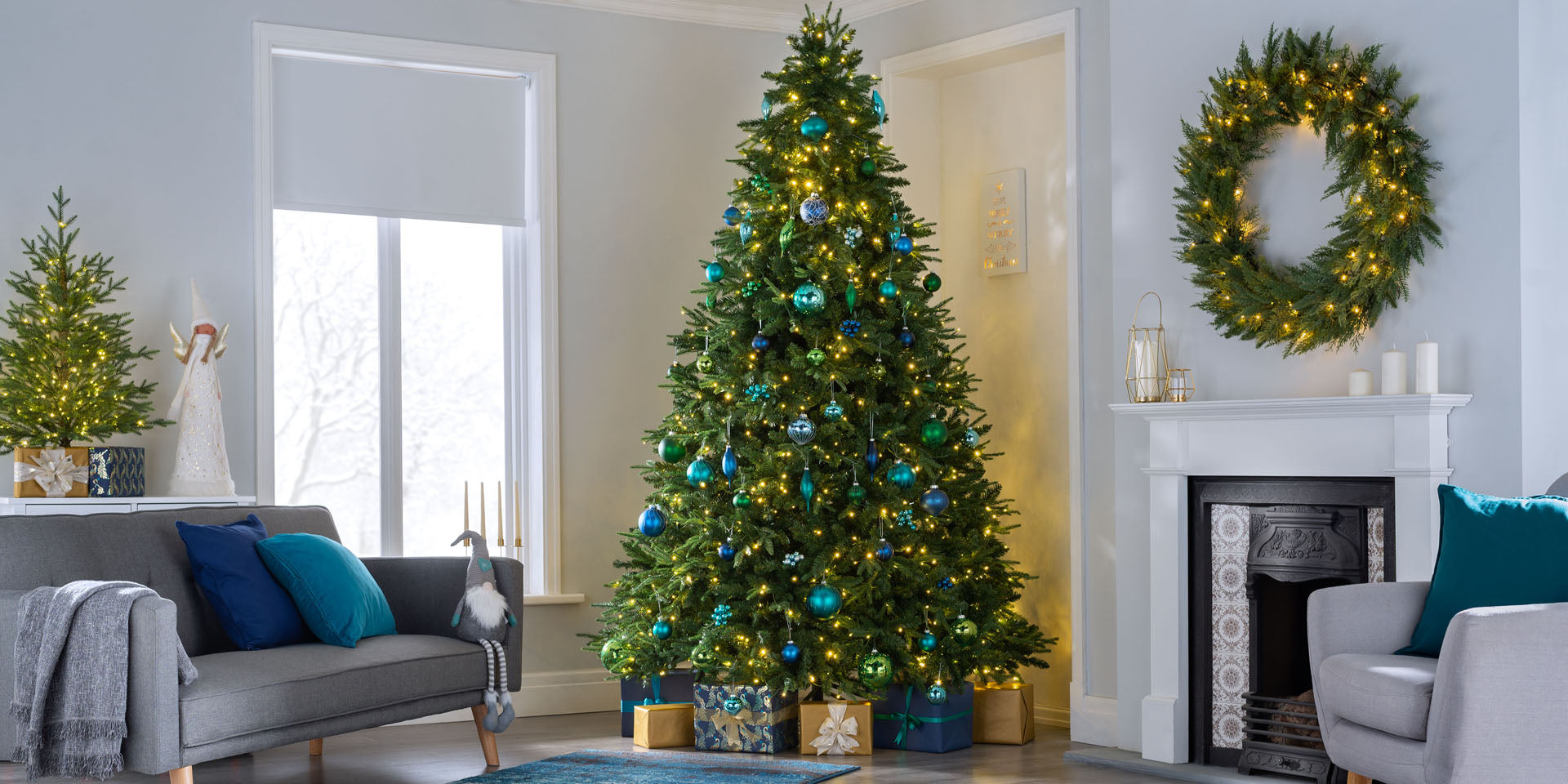 Werchristmas Luxury Christmas Trees Lights And Decorations We R Christmas