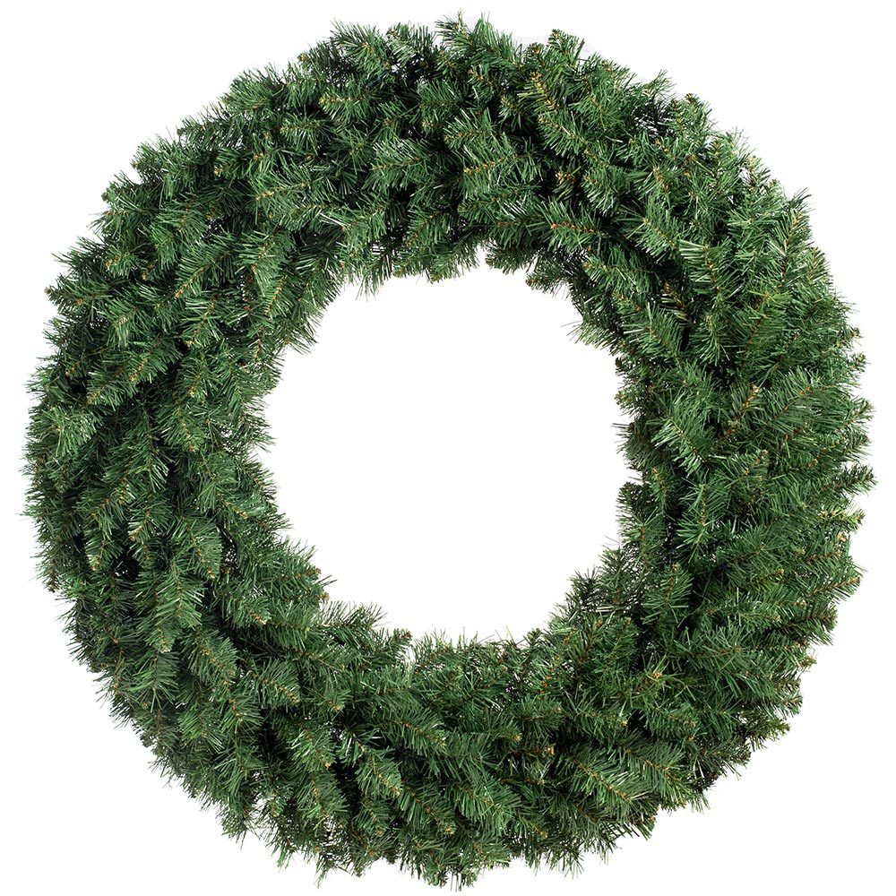 Majestic Christmas Wreath, 100cm