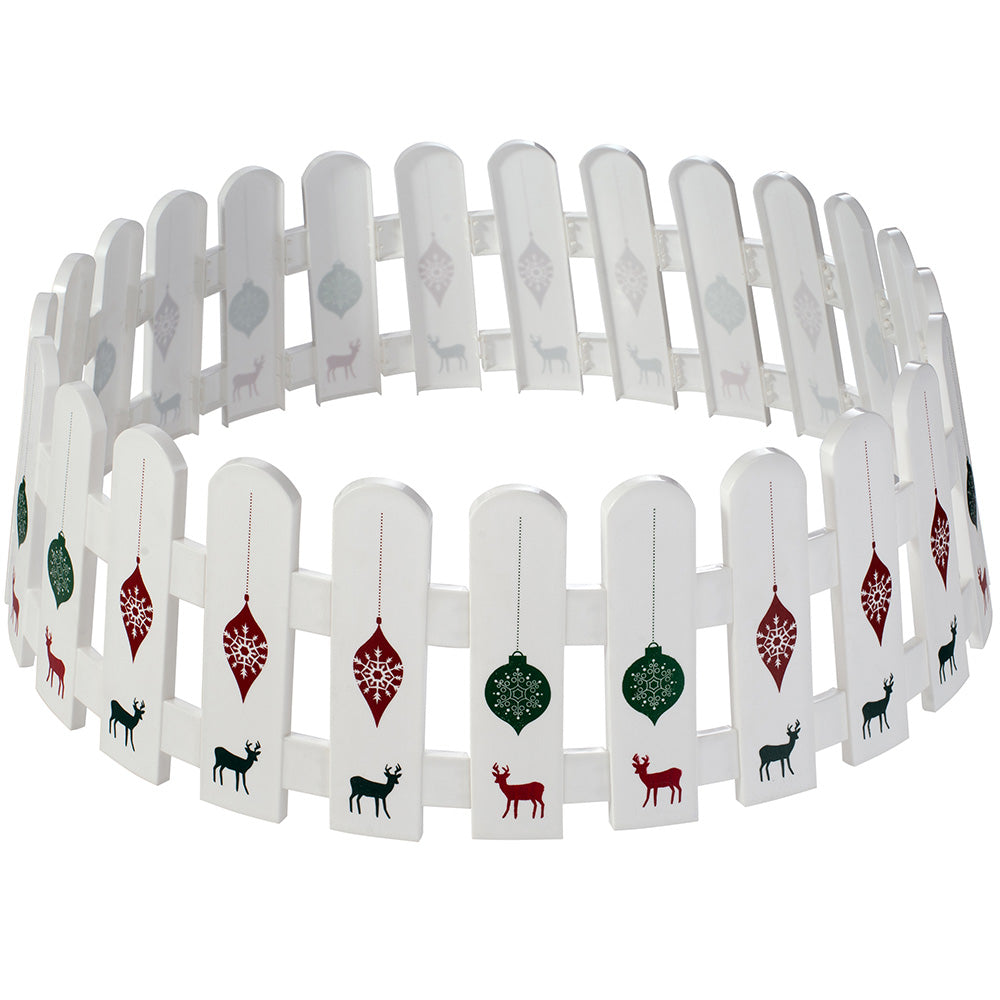 Decorative Picket Fence Tree Collar 68 cm