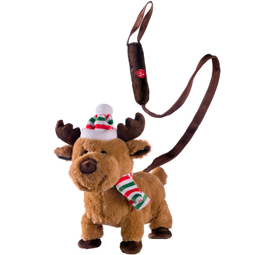 Musical Reindeer Multi Colour, 30 cm