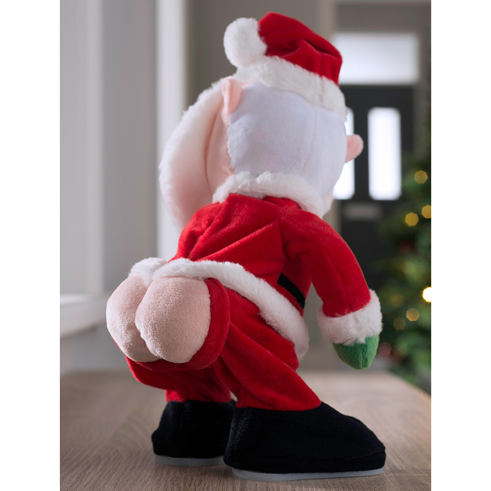 Twerking Santa Multi Colour, 28 cm