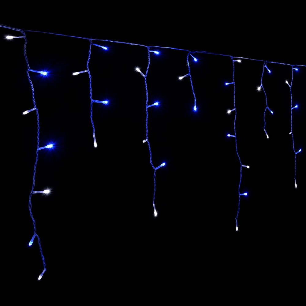 360 LED Snowing Icicle Christmas Lights String