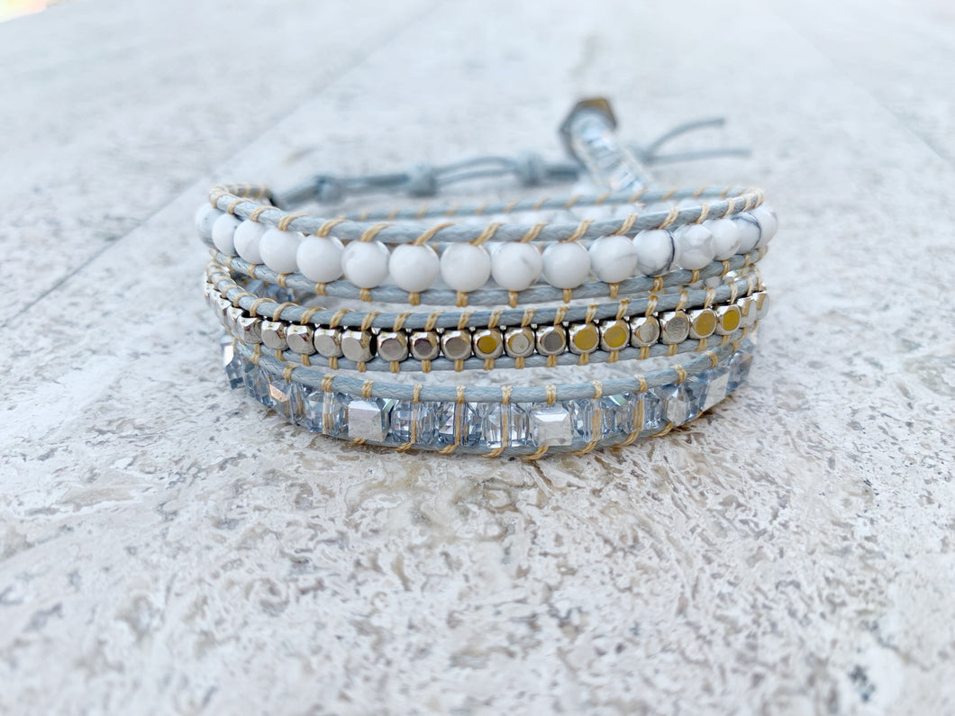 All the Things - Wrap bracelet
