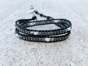 Winter Wrap bracelet