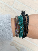 Load image into Gallery viewer, Beaded Bracelets with tassels