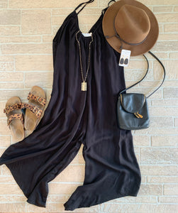 Callie Black Jumpsuit