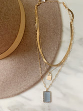 Load image into Gallery viewer, Charlotte trio layered necklace