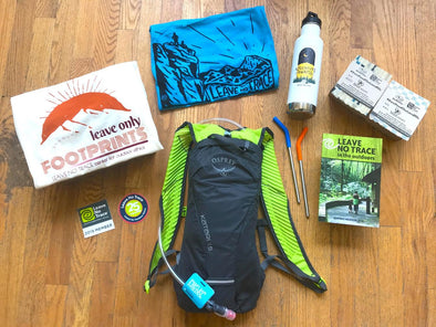 Leave No Trace Membership Gear Package