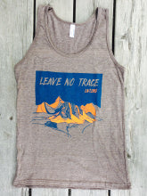 Leave No Trace Tank