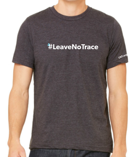 #LeaveNoTrace Shirt