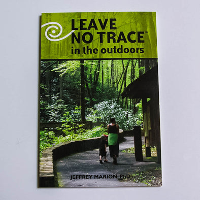 Leave-No-Trace-In-The-Outdoors-Book