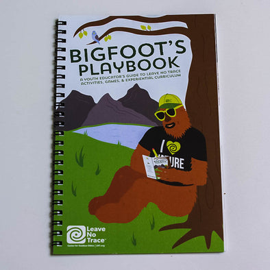 Leave-No-Trace-Training-Resource-Bigfoot's-Playbook-For-Kids