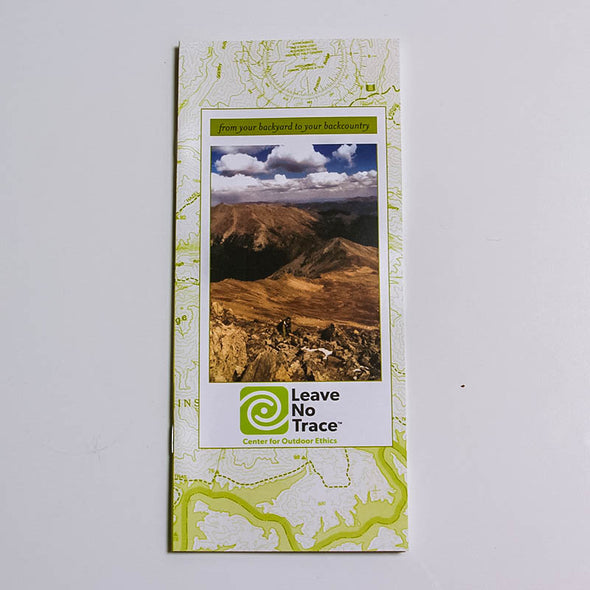 Leave-No-Trace-Training-Resource-Pocket-Guide