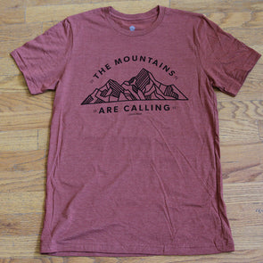The-Mountains-Are-Calling-Shirt