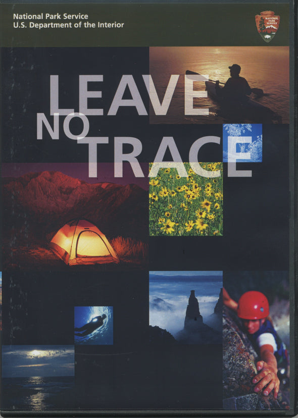 National Park Service Leave No Trace DVD