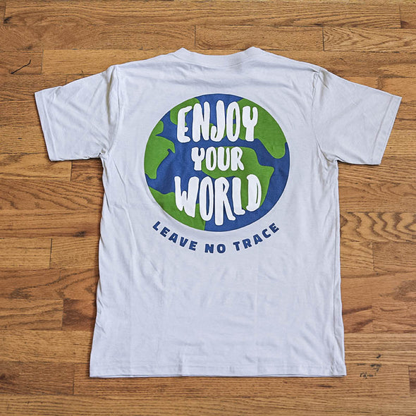 Enjoy Your World Shirt