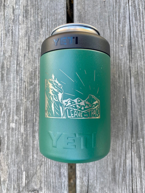 Custom YETI Rambler 12 OZ Colster Can Insulator