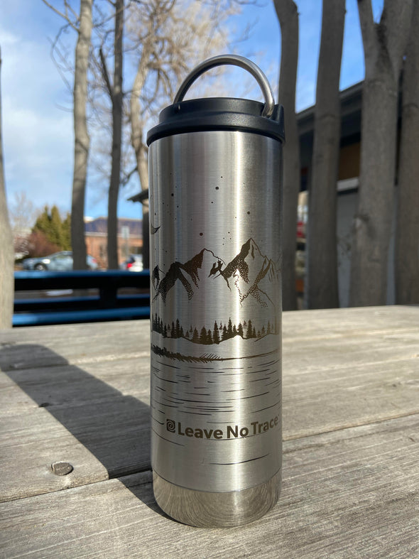 Starry Mountainscape Insulated TKWide 16oz