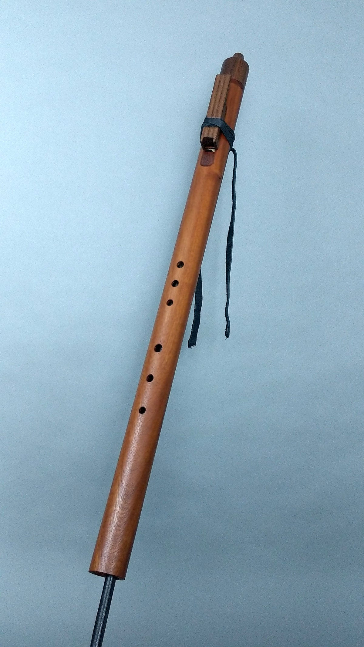 Mid D#4 Sapele Native American Style Flute (NS216)