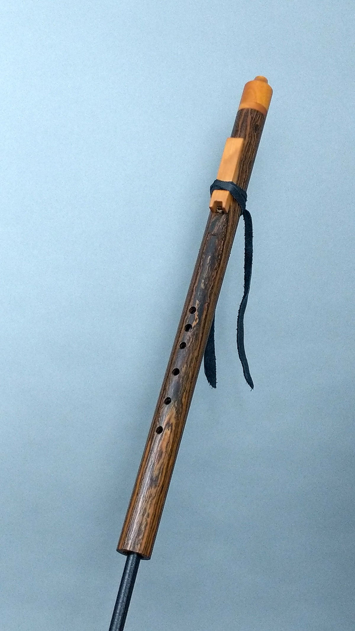 High C5 Bocote Native American Style Flute (NS237)