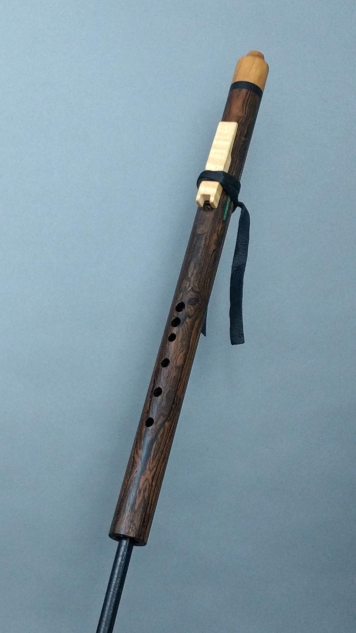 High D5 Bocote Native American Style Flute (NS239)