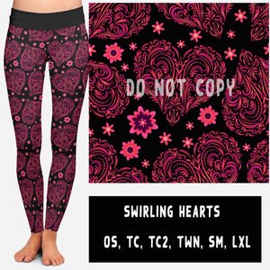 VDAY BATCH-SWIRLING HEARTS LEGGINGS