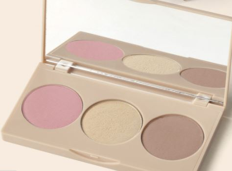 3 in 1 Face Palette