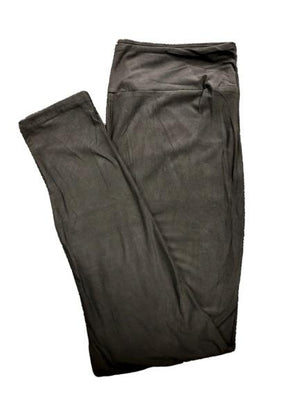Full Length Solid Leggings NO POCKETS (Multi Colors)