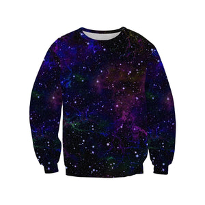 EXCLUSIVE KNIT SWEATER-GALAXY