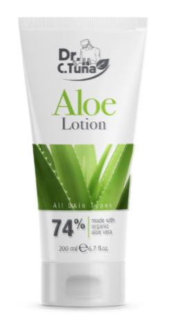 SAMPLE: Aloe Lotion (FREE SHIPPING)