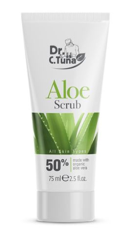 SAMPLE: Aloe Scrub (FREE SHIPPING)