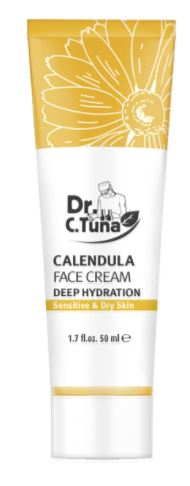 SAMPLE: Calendula Face Cream (Deep Hydration) (FREE SHIPPING)