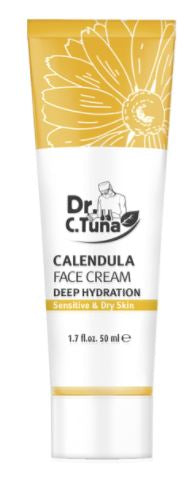 Calendula Face Cream (Deep Hydration)