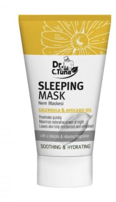 SAMPLE: Calendula Sleeping Mask (FREE SHIPPING)