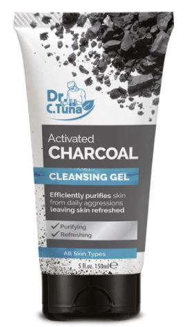 Activated Charcoal Cleansing Gel
