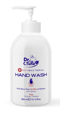 SAMPLE: Antibacterial Hand Wash (FREE SHIPPING)