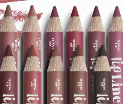 Lip Liners (11 Colors)