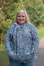 Vintage Leopard Hoodie Now Available in Kids!
