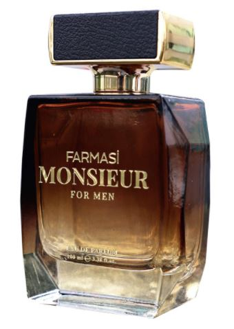 SAMPLE: Monsieur Men's Fragrance (FREE SHIPPING)