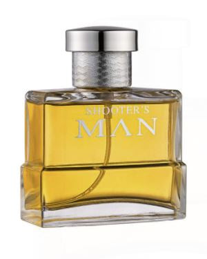 SAMPLE: Shooters Man Men's Fragrance (FREE SHIPPING)