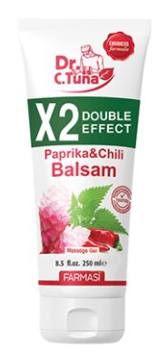 Paprika & Chili Balsam Double Effect (8.45oz)