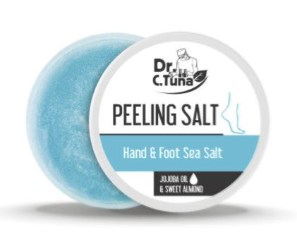 SAMPLE: Peeling Salt Hand & Foot Sea Salt (FREE SHIPPING)