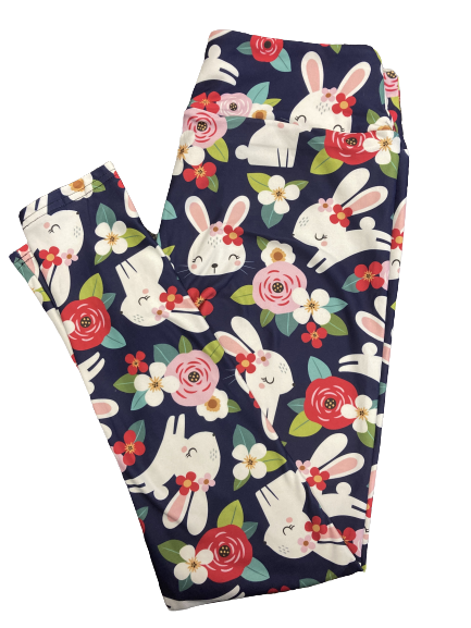 Spring Bunnies without pockets